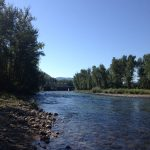 Kettle River on a warm summer day