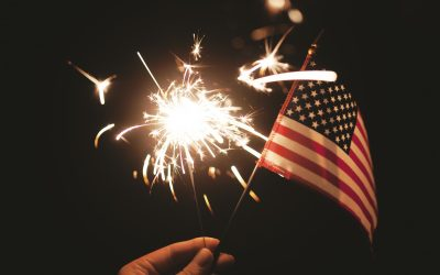 July 4th is a great time to visit BBR